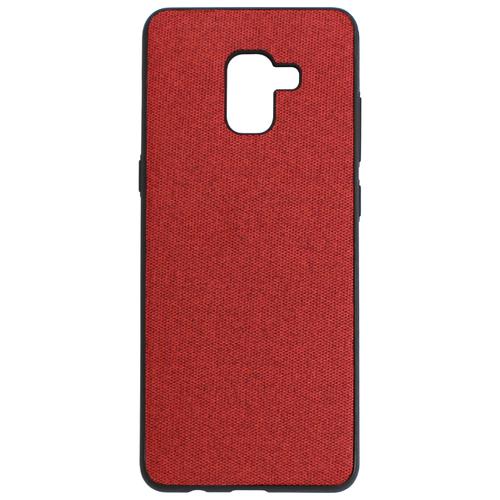 Чехол Akami Velvet для Samsung Galaxy A8 Plus красныйЧехлы<br>