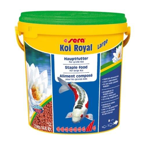 Сухой корм для рыб Sera Koi Royal ST large 10000 мл 2000 г