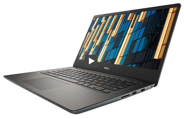 "Ноутбук DELL Vostro 5481 (Intel Core i5 8265U 1600 MHz/14""/1920x1080/8GB/1128GB HDD+SSD/DVD нет/NVIDIA GeForce MX130/Wi-Fi/Bluetooth/Windows 10 Home)"