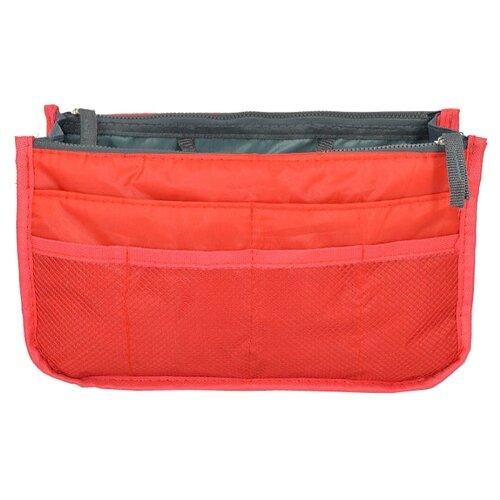 Органайзер для сумки Kingth Goldn C074, красный/серый органайзер kingth goldn с094 черный