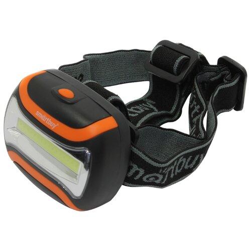 Налобный фонарь SmartBuy SBF-HL021 черный налобный фонарь fenix raptor hm65r