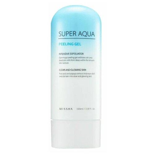 Missha пилинг-гель для лица Super Aqua Intensive exfoliator 100 мл