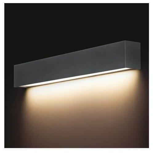 Настенный светильник Nowodvorski Straight Wall 9618, 10 Вт светильник nowodvorski straight wall graph n9617