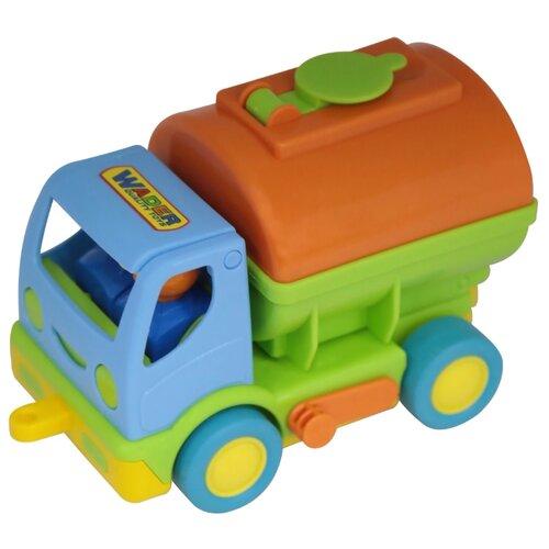 Автоцистерна Wader Мой первый грузовик (40145) 23 см