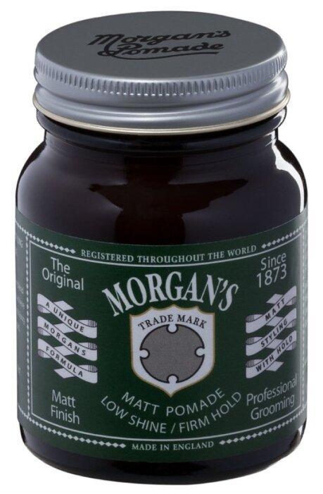 Morgan's Помада Matt Pomade Low Shine/Firm Hold