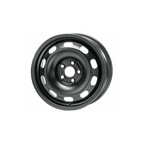 Фото - Колесный диск KFZ 8380 6.0x15/5x100 D57 ET38 Black колесный диск skad киото 6x15 5x100 d57 1 et38 антрацит алмаз