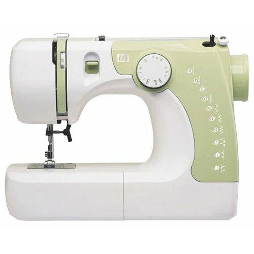 Швейная машина Comfort 14, бело-зеленый швейная машина comfort 18 белый