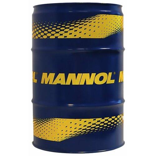 Фото - Полусинтетическое моторное масло Mannol Molibden Benzin 10W-40 60 л минеральное моторное масло mannol multifarm stou 10w 40 20 л