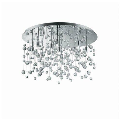 Потолочный светильник NEVE PL12 CROMO настенный светильник ideal lux neve ap3 cromo