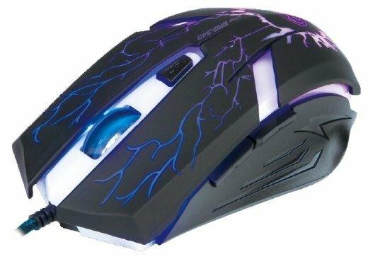 Мышь MARVO BRG-340 Black USB
