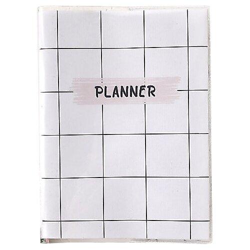 Купить Ежедневник Sammy ICON Planner Mini недатированный, 144 листов, белый, Ежедневники, записные книжки