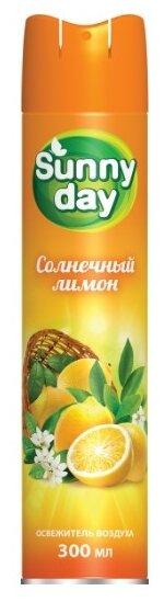 Sunny Day аэрозоль Солнечный лимон, 300 мл