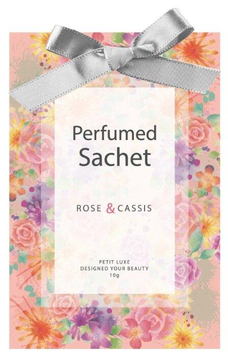 Petit Luxe саше парфюмированное Rose & Cassis,