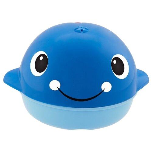 Купить Игрушка для ванной Chicco Кит (9728) синий/голубой, Игрушки для ванной