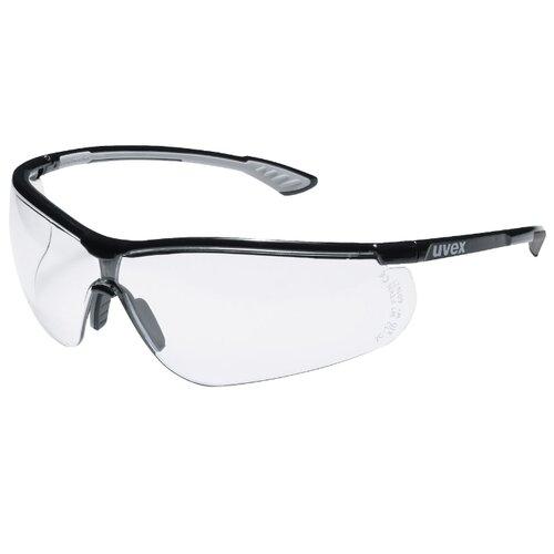 Очки uvex sportstyle 9193080 прозрачный/черный
