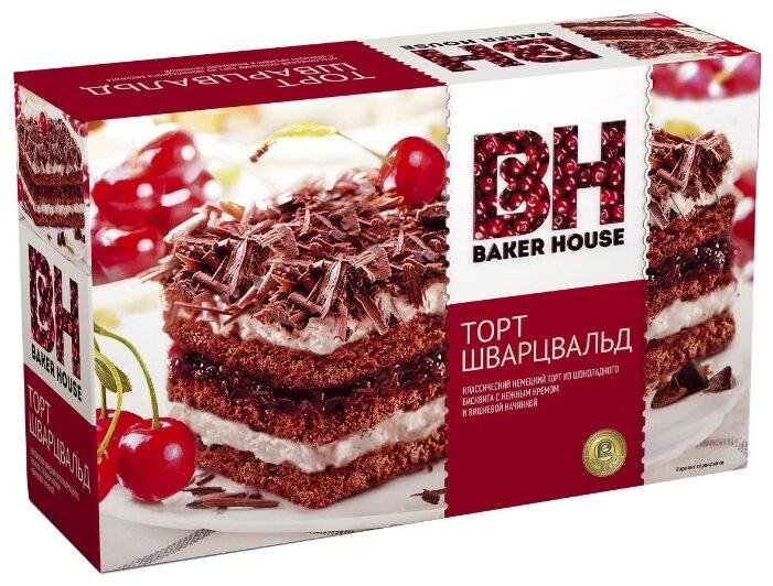 Торт BAKER HOUSE Шварцвальд