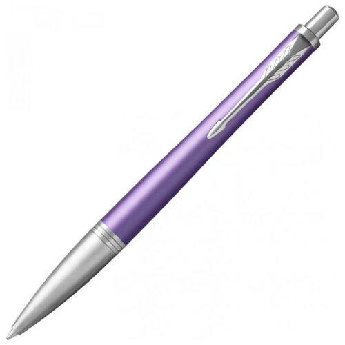 PARKER шариковая ручка Urban Premium K311, синий цвет чернил