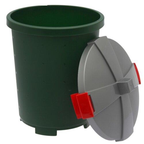 Бак Бытпласт Бинго 4312277, 65 л зеленый бак бытпласт хозяйственный 65л