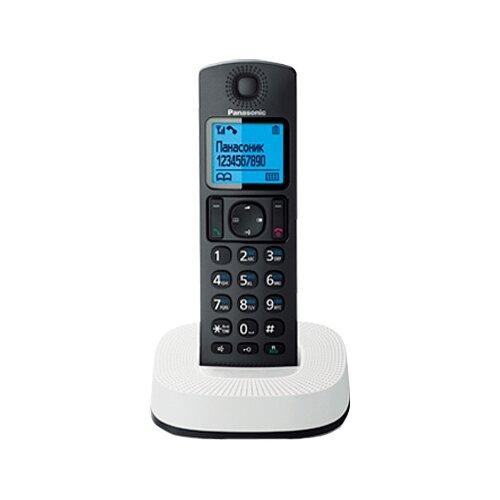 Радиотелефон Panasonic KX-TGC310 черный/белый