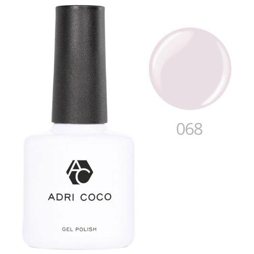 Купить Гель-лак для ногтей ADRICOCO Gel Polish, 8 мл, 068 платиновый