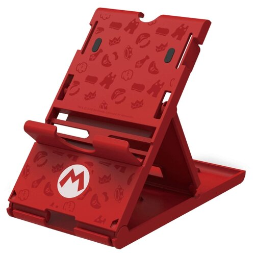 HORI Подставка PlayStand Super Mario Edition для консоли Nintendo Switch (NSW-084U) красный