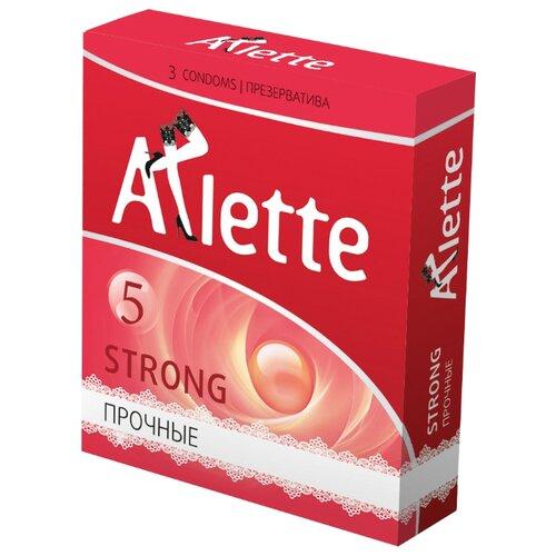 Купить Презервативы Arlette Strong, 3 шт.