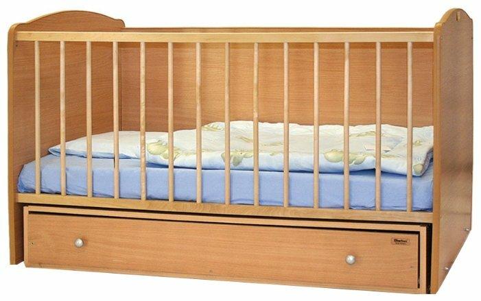 Кроватка Lorelli Joy