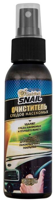 Очиститель кузова Golden Snail для удаления следов насекомых GS 2012, 0.1 л