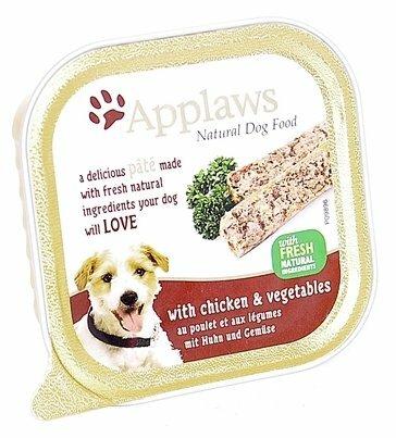 Корм для собак Applaws курица с овощами 150г