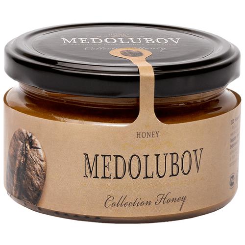 Крем-мед Medolubov с кофе 250 мл