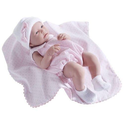 Купить Кукла JC Toys BERENGUER La Newborn, 43 см, JC18109, Куклы и пупсы