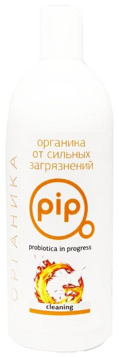 Pip жидкость от сильных загрязнений