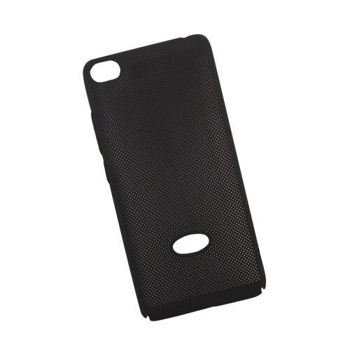 Чехол Liberty Project Сетка Soft Touch для Xiaomi Mi 5S черный