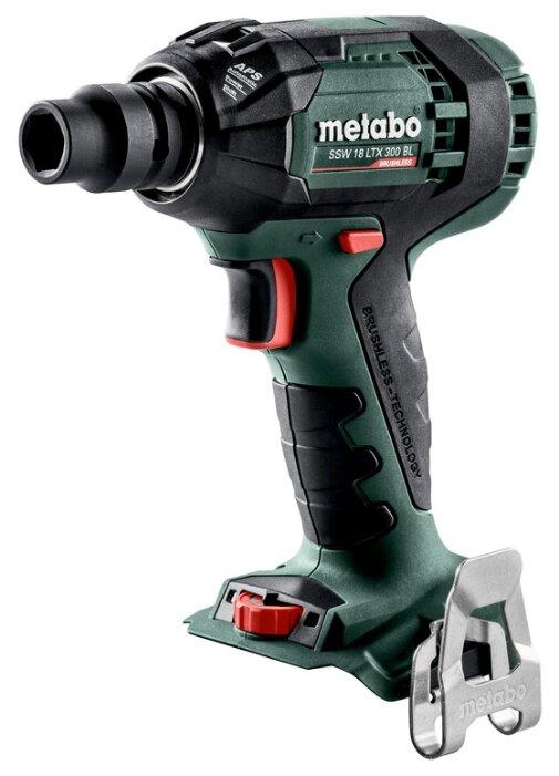 Гайковерт Metabo SSW 18 LTX 300 BL 0 MetaLoc