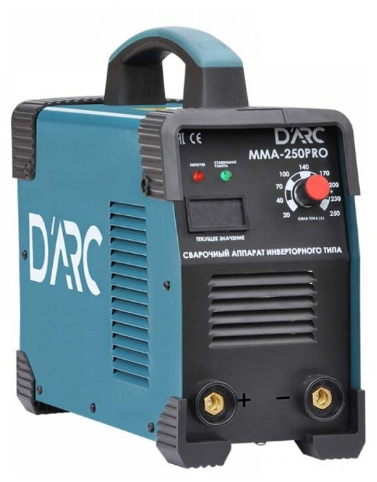 Сварочный аппарат DARC MMA-250pro (MMA)