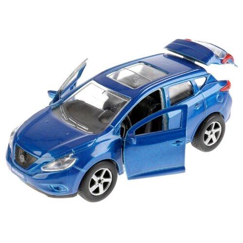 Купить Легковой автомобиль ТЕХНОПАРК Nissan Murano (SB-17-75-NM-N-WB) 12 см синий, Машинки и техника