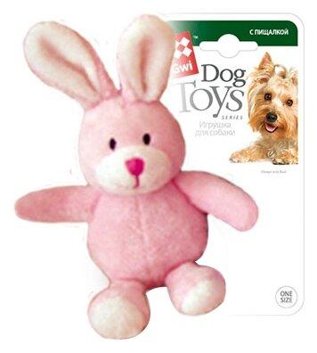 Игрушка для собак GiGwi Dog Toys Зайчик (75119)