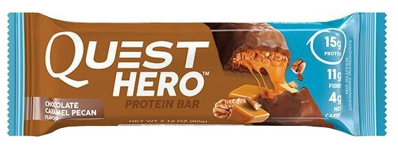 Quest Nutrition протеиновый батончик Quest Hero