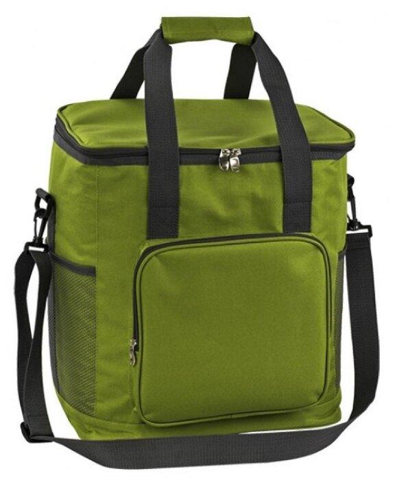 Green Glade Сумка изотермическая T1062 зеленый 20 л