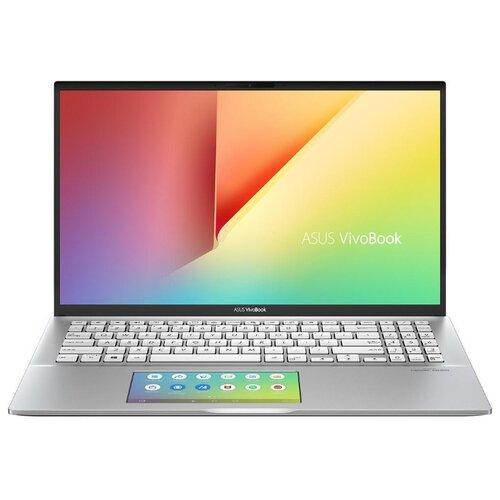Купить Ноутбук ASUS VivoBook S15 S532FL-BQ042T (Intel Core i5 8265U 1600MHz/15.6 /1920x1080/8GB/256GB SSD/DVD нет/NVIDIA GeForce MX250 2GB/Wi-Fi/Bluetooth/Windows 10 Home) 90NB0MJ1-M00710 зеленый