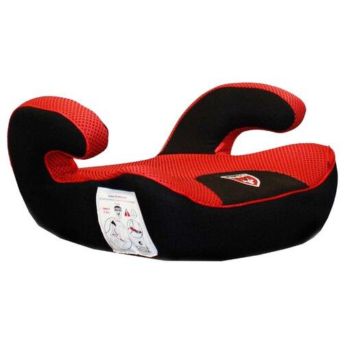 Купить Бустер группа 3 (22-36 кг) Vixen Лазурит 3, красный, Автокресла
