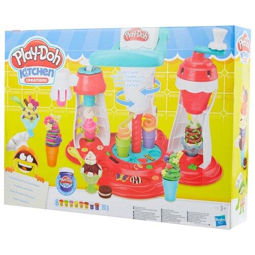 Масса для лепки Play-Doh Мир Мороженого (E1935)Пластилин и масса для лепки<br>
