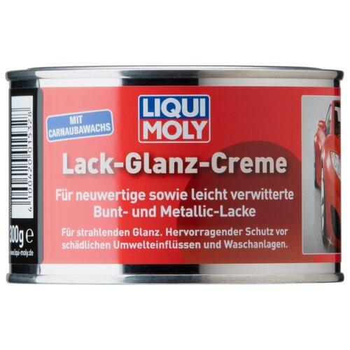 Воск для автомобиля LIQUI MOLY Lack-Glanz-Creme 0.3 л