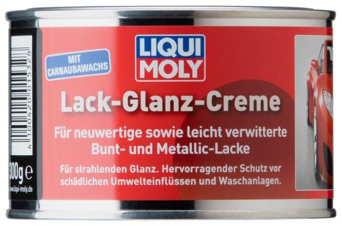 Воск для автомобиля LIQUI MOLY Lack-Glanz-Creme