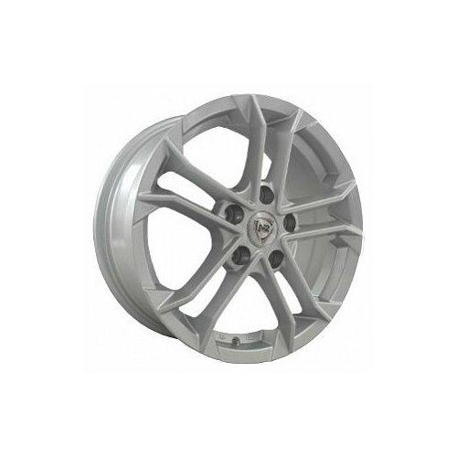 Фото - Колесный диск NZ Wheels SH655 6.5x16/4x100 D54.1 ET52 Silver nz sh655 6 5x16 4x100 d54 1 et52 s