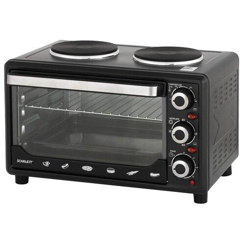 Мини-печь Scarlett SC-EO96O99 черный