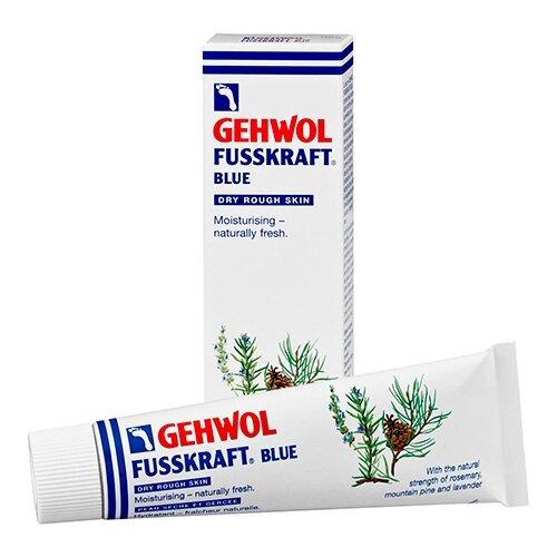 Gehwol Бальзам для сухой и очень сухой кожи ног Fusskraft Blau 125 мл