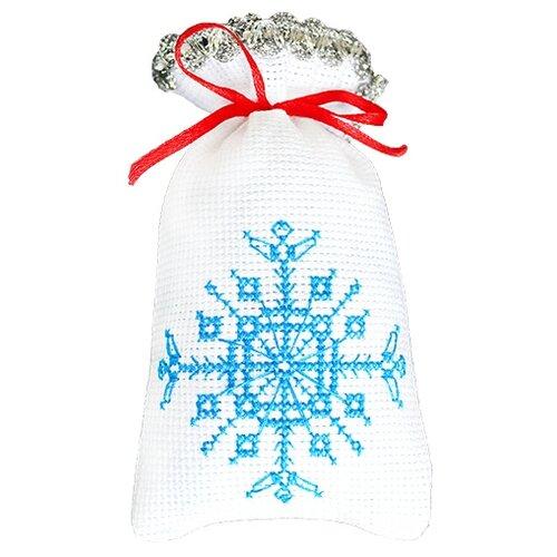 Hobby & Pro Набор для вышивания Снежинка 15 х 9 см (М-002)