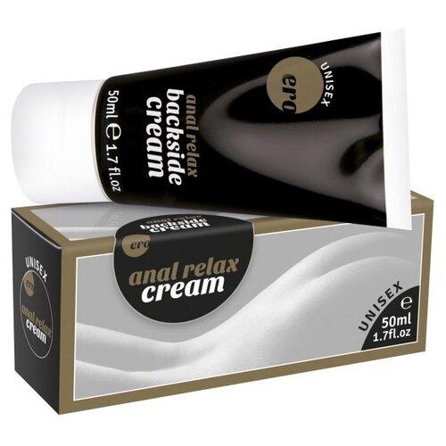 Крем-смазка Ero Anal Relax Backside Cream 50 мл тубаИнтимные смазки<br>