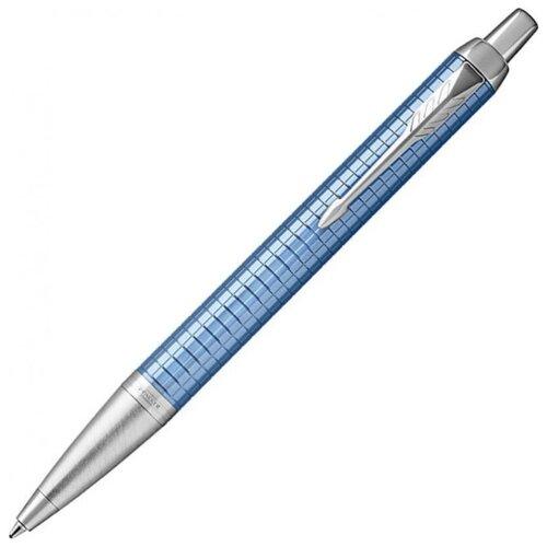 PARKER шариковая ручка IM Premium K322, синий цвет чернил